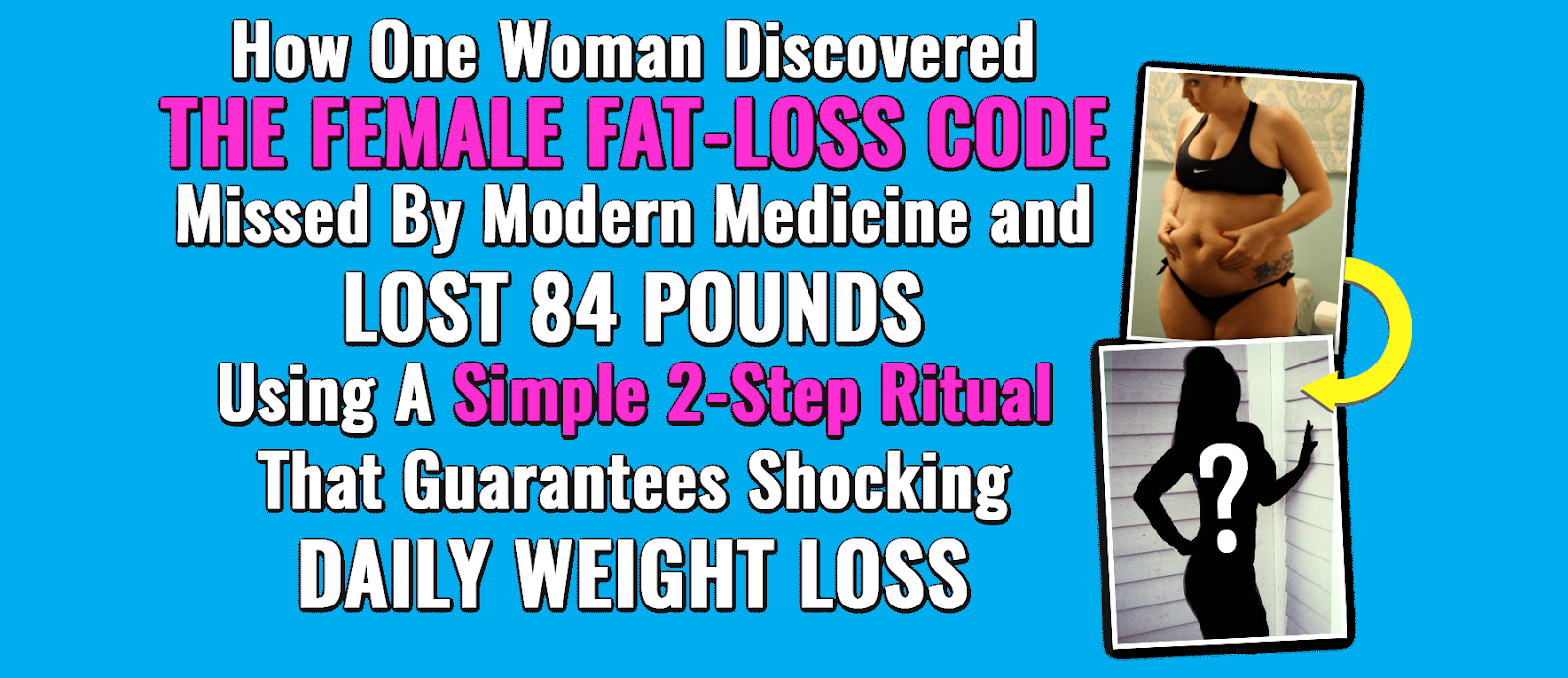 Lose weight quick in a week