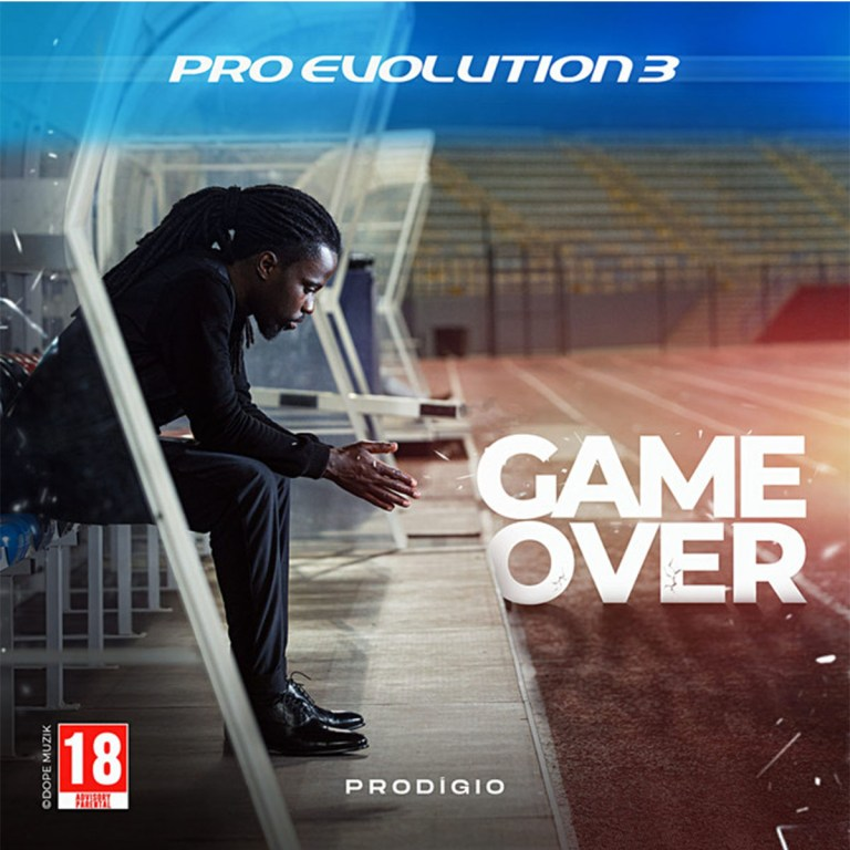 "Prodígio - Mixtape ""Pro Evolution vl.3"" (Game Over) [DOWNLOAD]"