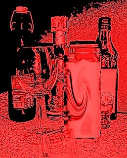 "Norweskie problemy z alkoholem / ""Pentagram""  Jo Nesbo"
