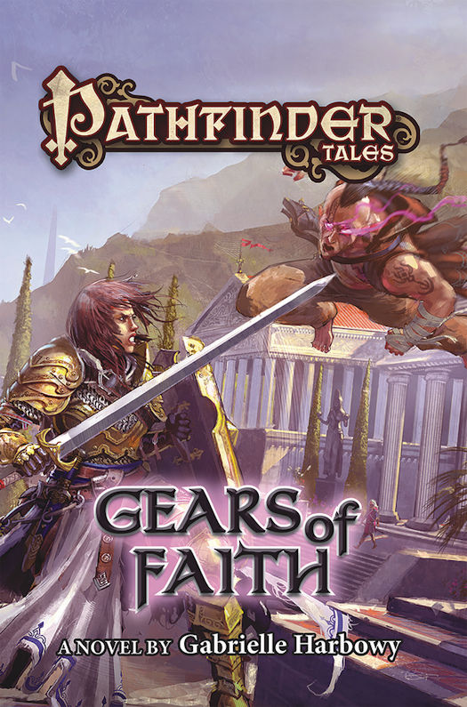 Review: Gears of Faith by Gabrielle Harbowy