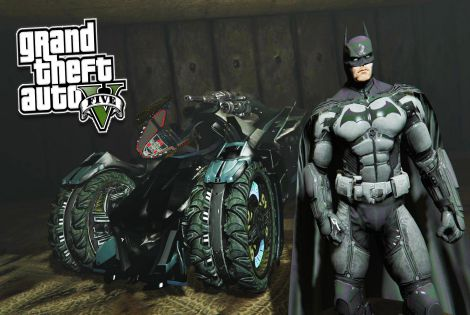 Download GTA Batman Game For PC