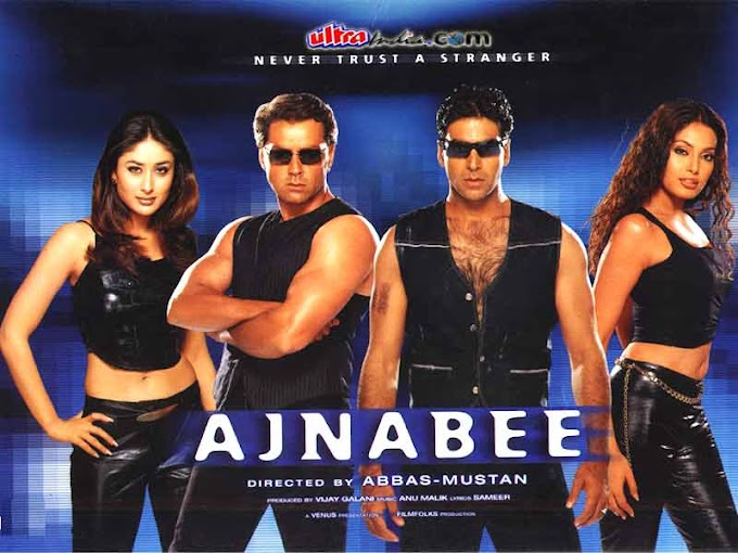 Ajnabee (2001) Bollywood Full Movie Download