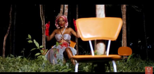 New VIDEO | Vanessa Mdee - Moyo | Mp4 Download