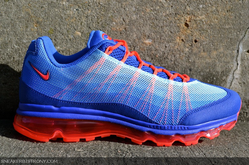 cheap for discount 9a155 b36c6 Nike Air Max 95 Blue And Red minmage.nu