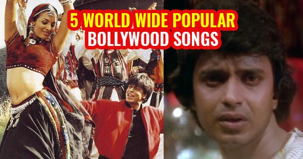 most popular bollywood songs