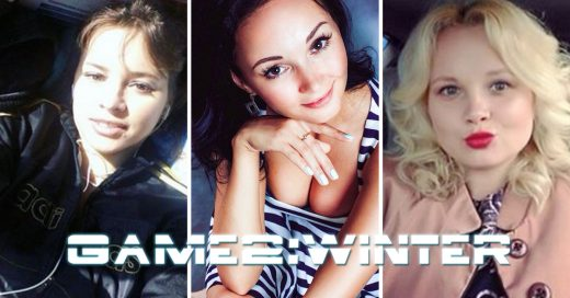 Las primeras participantes de'Los juegos del hambre' Ruso