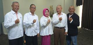 Pertama Dalam Sejarah Lima Organisasi Jasa Konstruksi Gelar Musda Bersama.