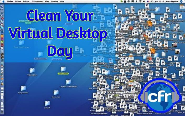 National Clean Your Virtual Desktop Wishes pics free download