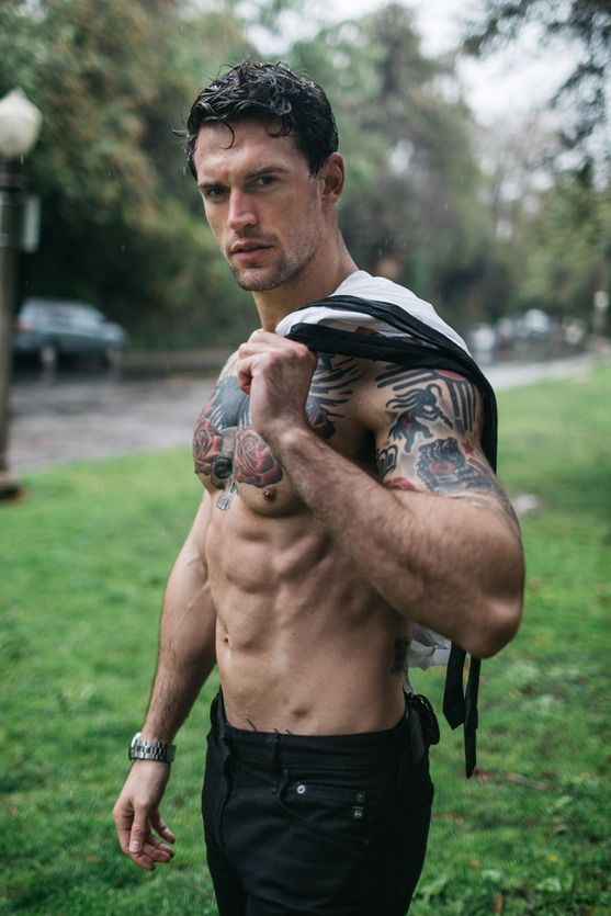 strong-masculine-shirtless-guy-tattoos-body-big-chest