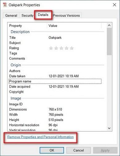 Klik tab Details lalu klik Remove | Gaptogeek