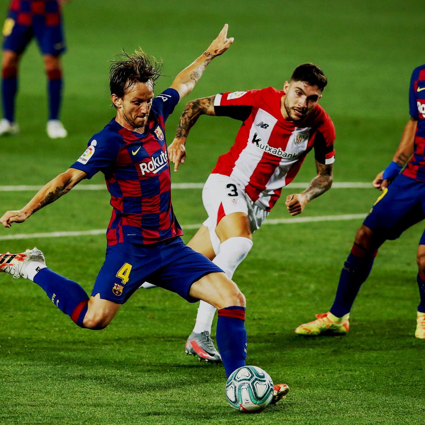 برشلونة 1-0 أثليتيك: هدف واحد بثلاث نقاط
