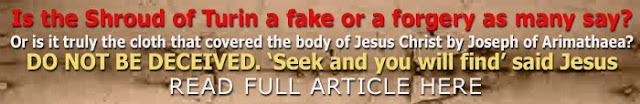 Is the Shroud of Turin a fake or a forgery as many say? Find Out