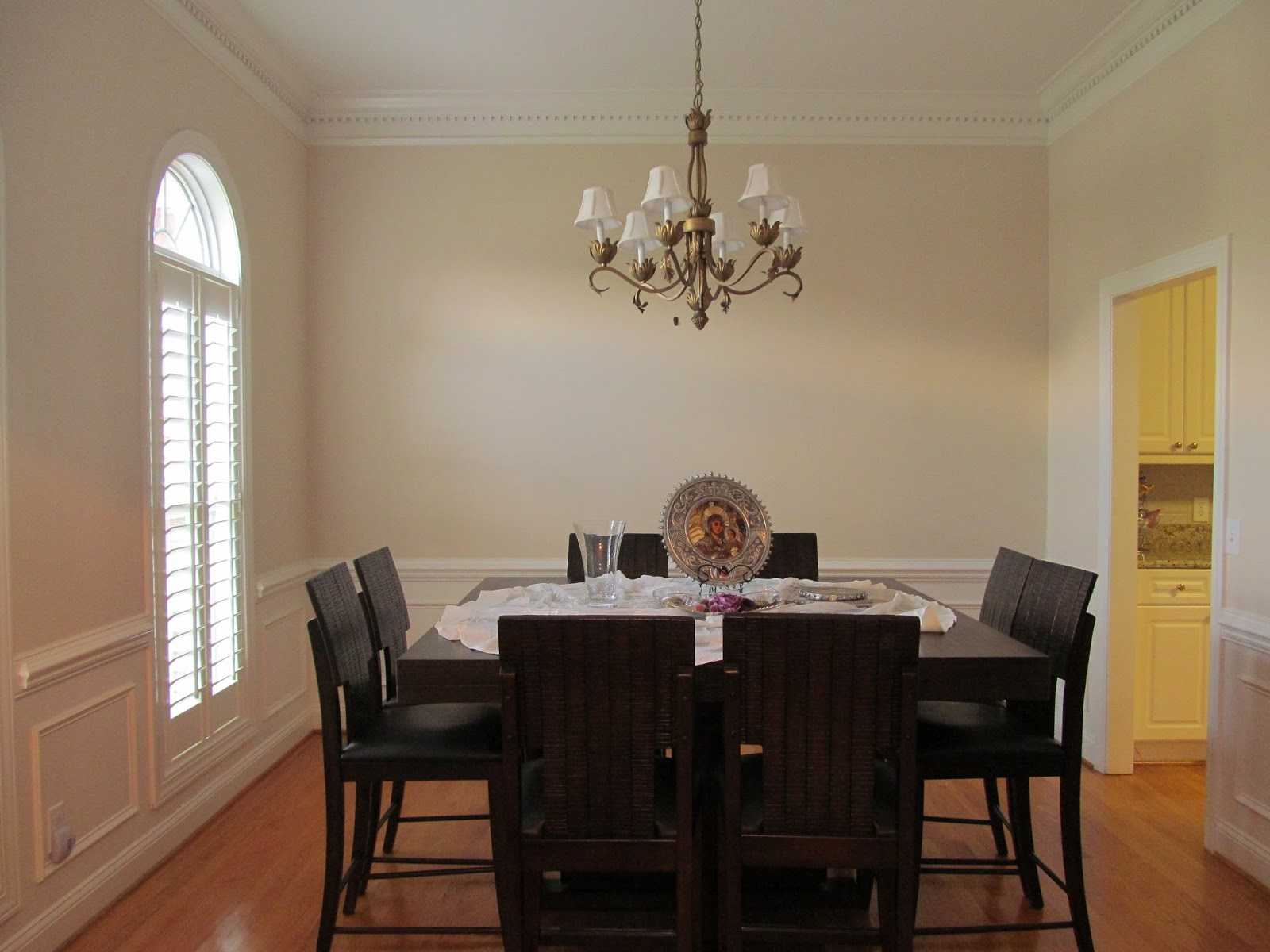Elegant dining room makeover for My dining room 9 course