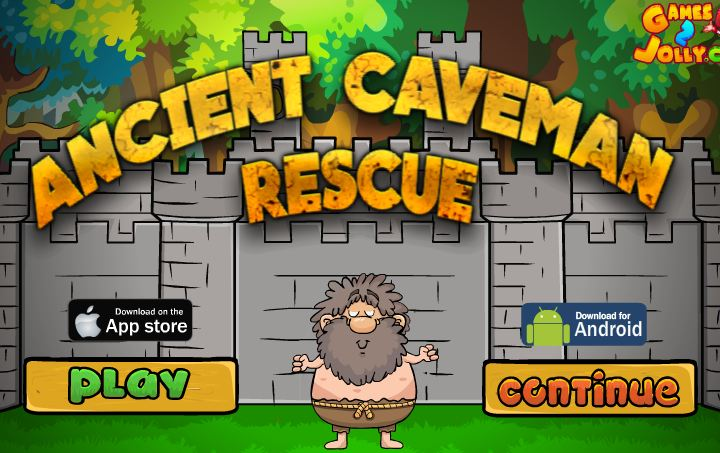 Ancient Caveman Rescue