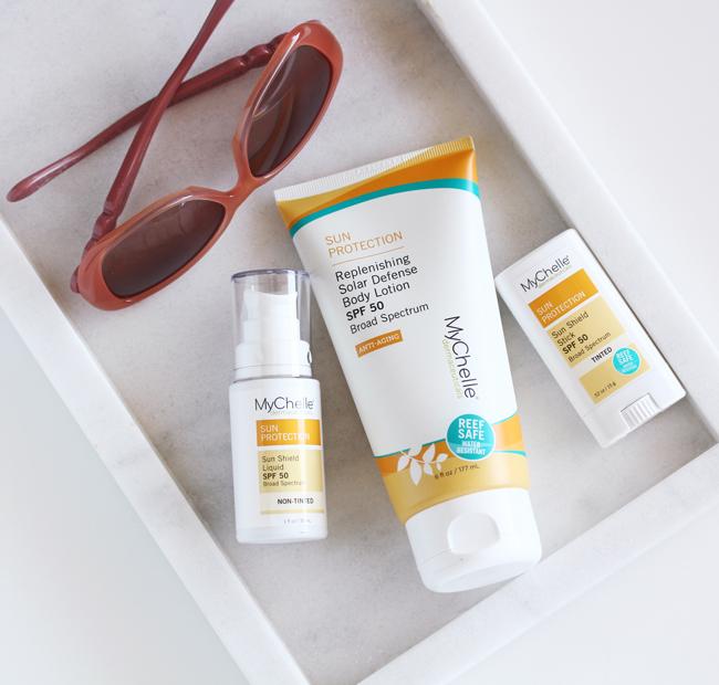 MyChelle Sun Protection,MyChelle Review, MyChelle Dermaceuticals, Reef Safe Sunscreen