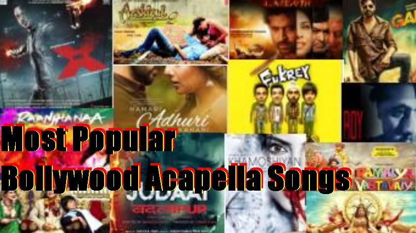 Download acapella songs