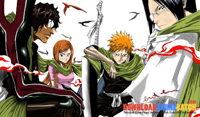 Download Bleach Arc Soul Society: The Sneak Entry Subtitle Indonesia