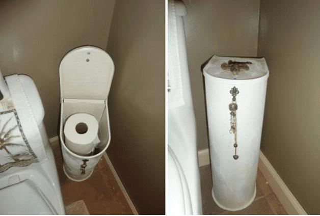 Αποθηκευτικός χώρος για το μπάνιο σας
