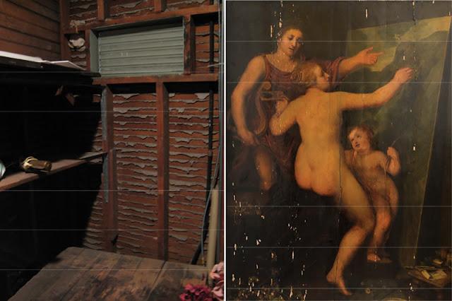 Αυτός ο πίνακας με την εκπληκτική ιστορία βρέθηκε σε ντουλάπα και αξίζει 4 εκατ. δολ.