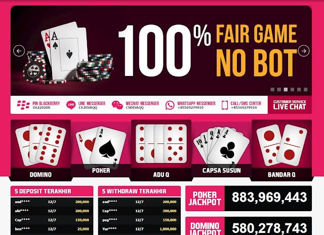 Cara Cheat Menang BandarQ Online Dengan Program Rampok Chips
