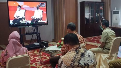 Jokowi Luncurkan Bansos Covid-19, Ini Harapan Gubernur Irwan Prayitno