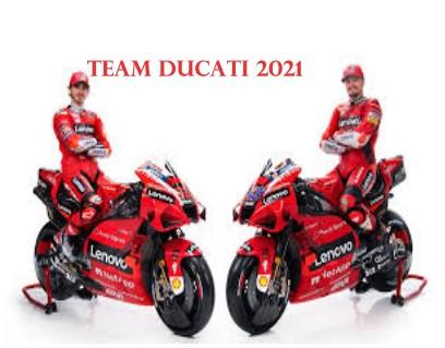 Yuks Intip Spesifikasi Motor Tim Ducati di Motogp 2021