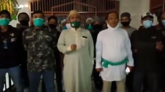 Mengaku Umat Islam Lampung, Kelompok Ini Siap Menyerahkan Diri ke Polda Metro Jaya