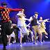 Dança das ruas no palco do Teatro Marajoara