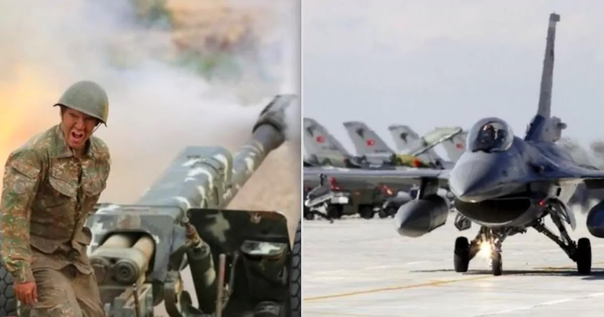 Armenian Fighter Jet 'Shot Down By Turkey' While Fighting Intensifies Between Azerbaijan And Armenia