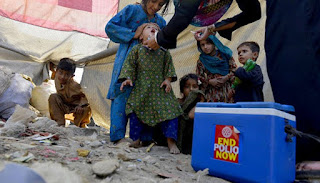 There is no law and order in polio vaccine, Sunni council's fatwa