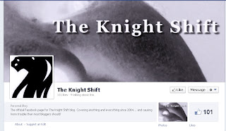 The Knight Shift, Facebook, like me