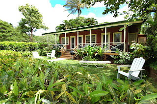 Where to Stay in Kauai for Honeymoon cottages