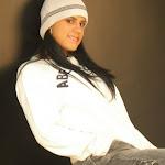 Andrea Rincon, Selena Spice Galeria 19: Buso Blanco y Jean Negro, Estilo Rapero Foto 33