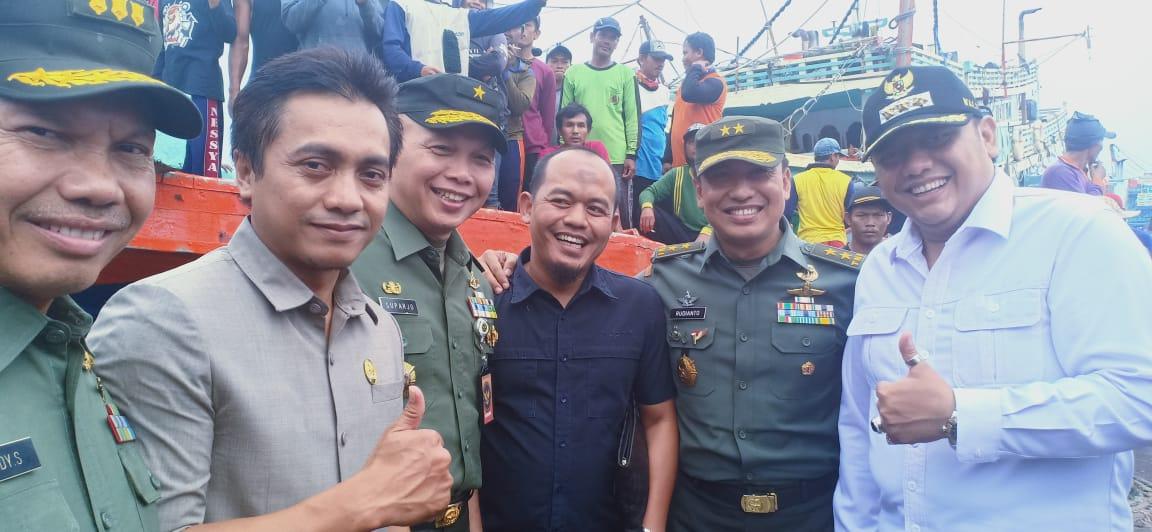 Hari ini 900 Nelayan Berangkat Ke Natuna