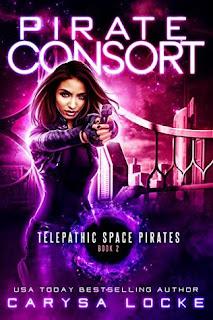 Pirate Consort by Carysa Locke