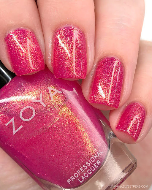 Zoya Leilani Splash Collection 25 Sweetpeas