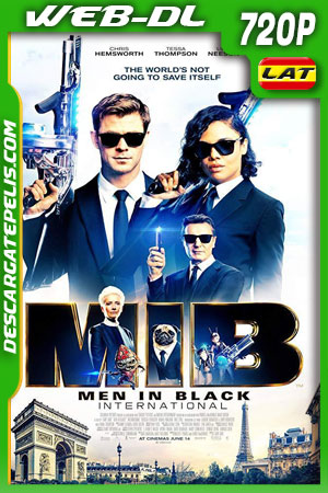 Hombres de negro internacional (2019) HD 720p WEB-DL Latino – Ingles