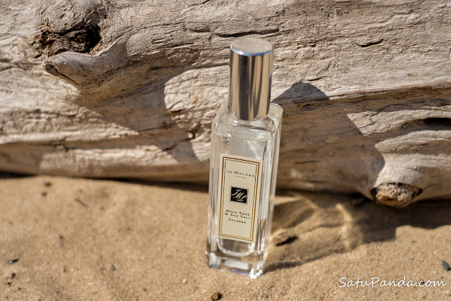 Jo Malone Wood Sage & Sea Salt отзыв