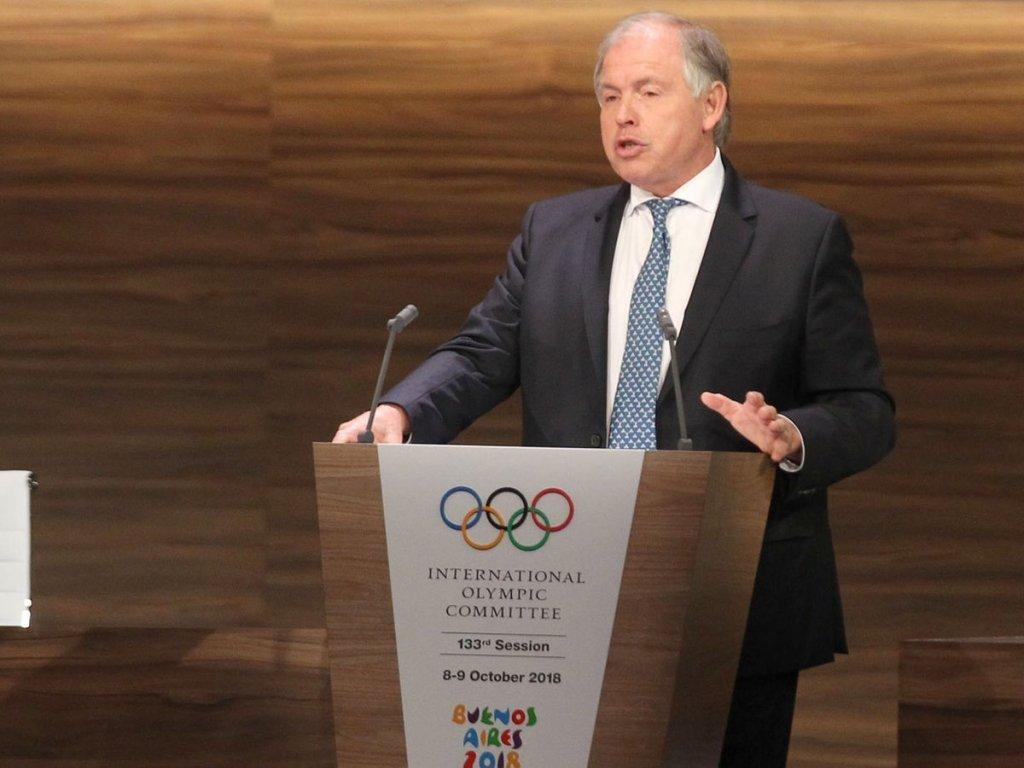 """Gerardo Werthein, integrante de la Junta Ejecutiva del COI: """"Los Juegos Olímpicos se van a hacer"""""""