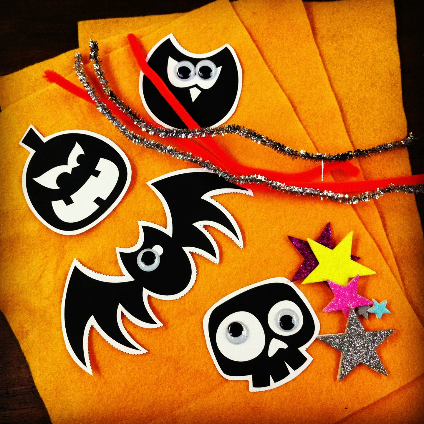 It Is Halloween And We Are Having A Party Teach Craft Revolution