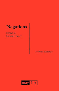 Herbert Marcuse, Negations. Essays in Critical Theory