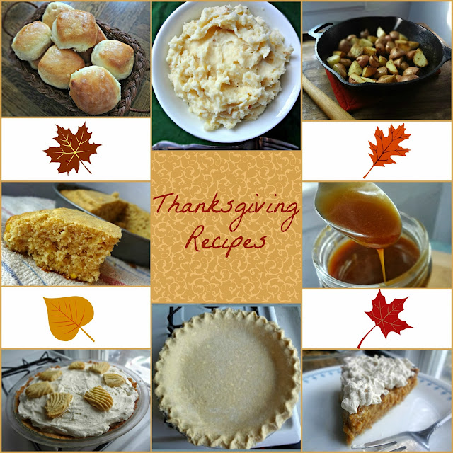 Thanksgiving Recipes