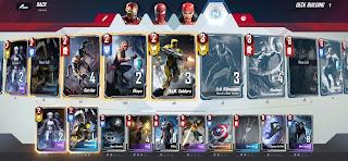 Marvel duel neutral deck
