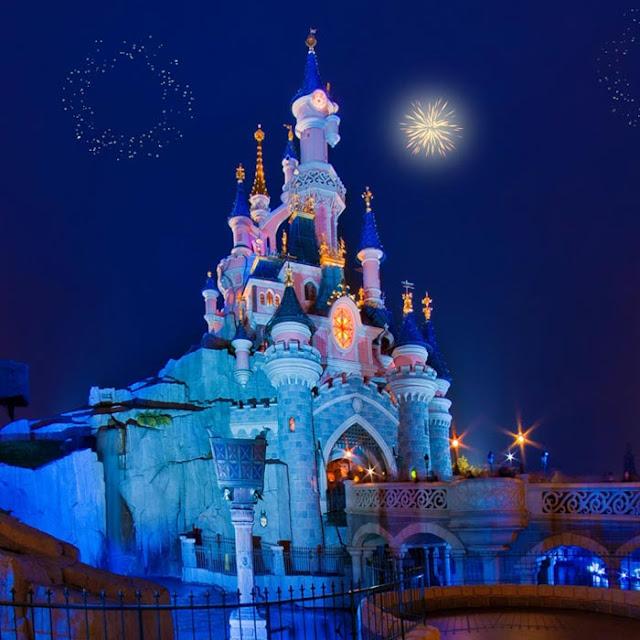 Disney's Castle Wallpaper Engine