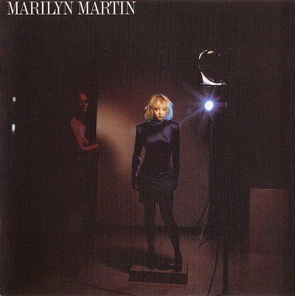 MARILYN MARTIN - Marilyn Martin [Japan release +2] (1986) + bonus