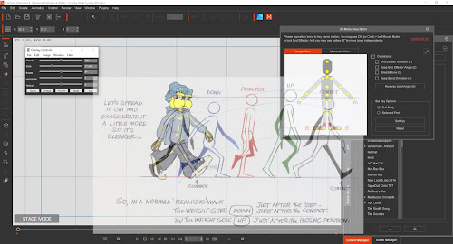 Overlay 2 with Cartoon Animator 4.