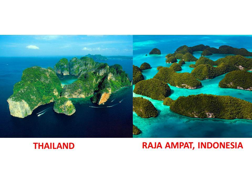 Wisata Indonesia Mirip Luar Negeri Berita Travelling