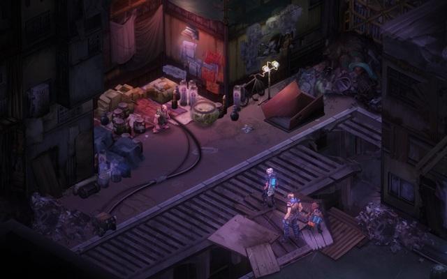 Shadowrun Hong Kong PC Games Gameplay