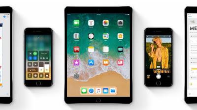 Iphone và bước tiến trong nền tảng IOS 11 beta3