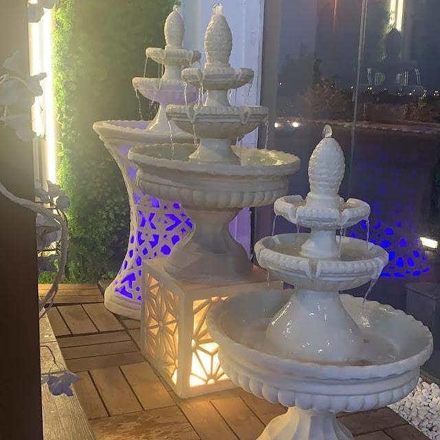 ديكورات حدائق منزلية بجدة  تزيين الفلل والمنازل في جدة بديكورات الحدائق في جدة